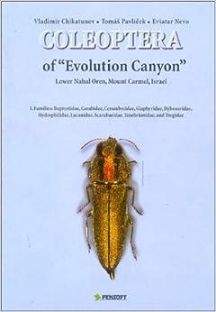 "Libro PDF Gratis Coleoptera Of ""evolution Canyon"", Lower Nahal Oren, Mount Carmel, Israel: 1"