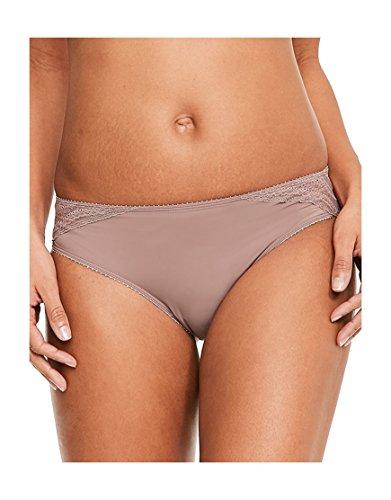 Elle Macpherson Body Womens Geo Bikini Size Medium in Antler
