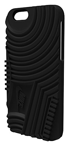 NIKE (Nike) [NIAD2001NS] AIR FORCE1 PHONE CASE iPhone6 case iPhone cover 001 black 1 SIZE