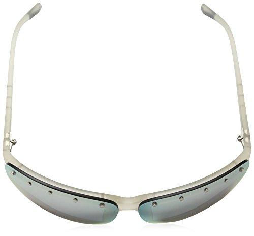 Just Cavalli Lunette de soleil JC591S Enveloppante - Silber (Blanc/Argent) VZlHv0n