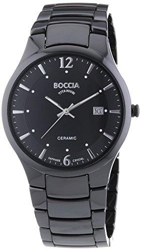 Boccia Men's Watches 3572-02