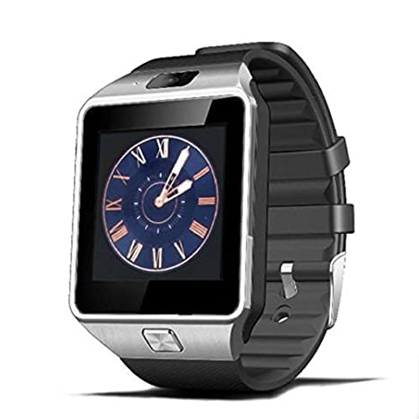 ❤️SmartWatch Bluetooth 3.0 Btruely Herren Pulsera Actividad Reloj Inteligente Impermeable Deporte Fitness Tracker con Contador de Calorias/Monitor de ...