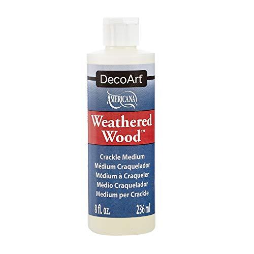 - DecoArt Americana Mediums, 8-Ounce, Weathered Wood