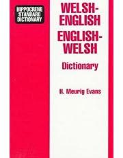 Welsh English English Welsh Std Di