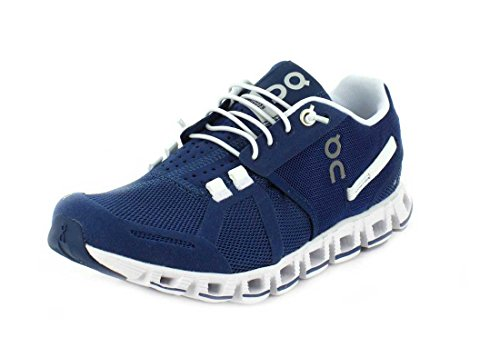 Blue Denim Sneaker Bianco Cloud ON Uw08Z0
