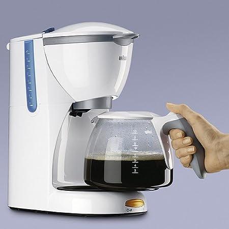 Braun KF 500 Aroma Passion - Máquina de café: Amazon.es: Hogar