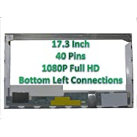 HP 735367-001 DSPLY RAW PANEL 17.3 LED FHD WVA AG