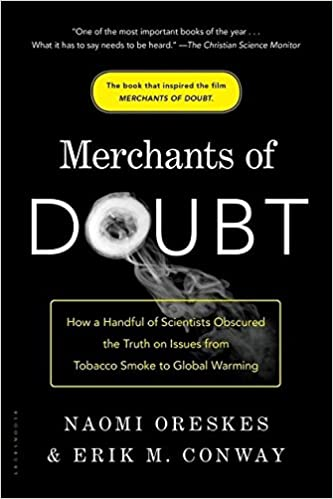 Amazon buy merchants of doubt how a handful of scientists amazon buy merchants of doubt how a handful of scientists obscured the truth on issues from tobacco smoke to global warming book online at low prices fandeluxe Choice Image