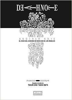 Death Note Another Note. El Caso Del Asesino (manga (norma)) por Ohba, Obata Nisio Isin epub
