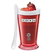Zoku Slush and Shake Maker, Red