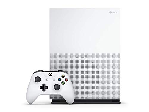 Microsoft Xbox One S 1TB Console with Xbox One Wireless Controller - Robot White 4