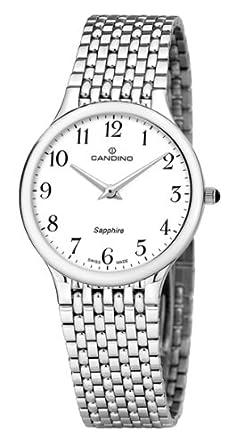 Candino Herren-Armbanduhr Analog Quarz Edelstahl C4362-1
