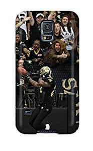 Forever Collectibles New Orleansaints Hard Snap-on Galaxy S5 Case
