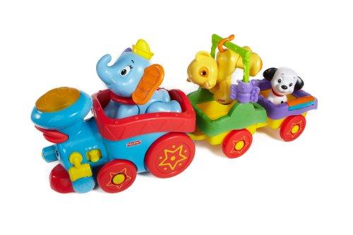 Fisher-Price Disney Baby Amazing Animals Sing-Along Choo-Choo