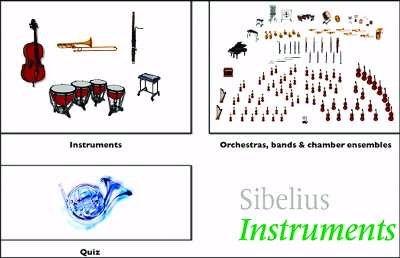 Sibelius Instruments, Hybrid CD-ROM
