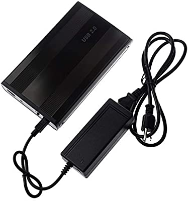 3.5inch 3.5 inch IDE HDD Hard Drive Notebook Enclosure Case External Black