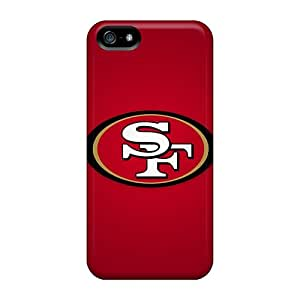 Premium AZd3477mHhp Case With Scratch-resistant/ San Francisco 49ers 4 Case Cover For Iphone 5/5s