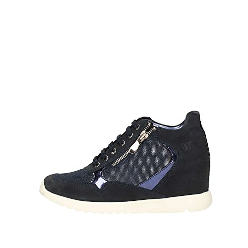 N72 Lumberjack Femmes 003 Bleu Sneakers SW36205 wx17aCq6