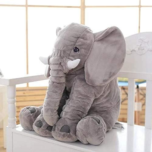 "HA Large Elephant Plush Pillow (7.9""/15.7""/23.6""), Giant Elephant Stuffed Animals, Stuffed Elephant Plush Toy, Huge Elefant Pillow Stuffed Animals for Girls: Amazon.ca: Toys & Games"