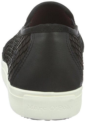Black Sneaker O'Polo Baskets Basses Noir Marc 990 Femme 8ZYqw4x5