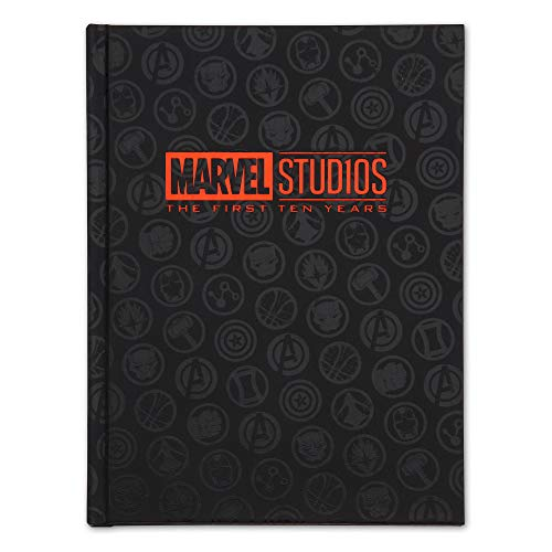 (Marvel Studios 10th Anniversary Journal No Color)