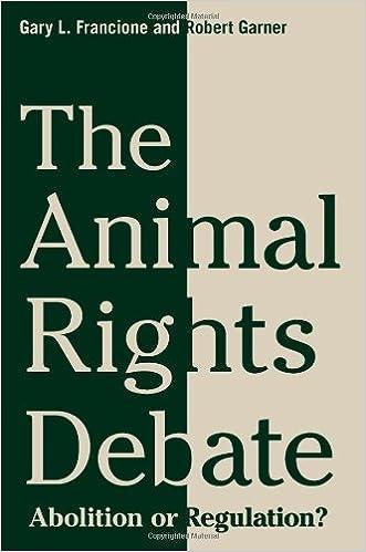 list of animal rights