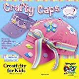 : Creativity for Kids Crafty Caps