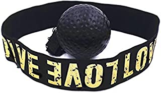 HATCHMATIC Boxe Reflex Ballons pour Drop Shipping: Noir