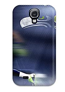 Faddish Phone Seattleeahawks Case For Galaxy S4 / Perfect Case Cover