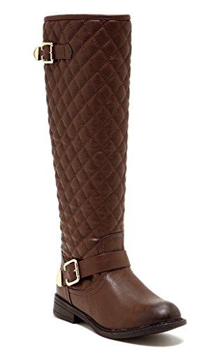 Womens 14 Eye Zip Boot - 6