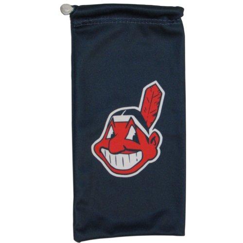 MLB Cleveland Indians Microfiber Eyewear Bag Cleveland Indians Sunglasses