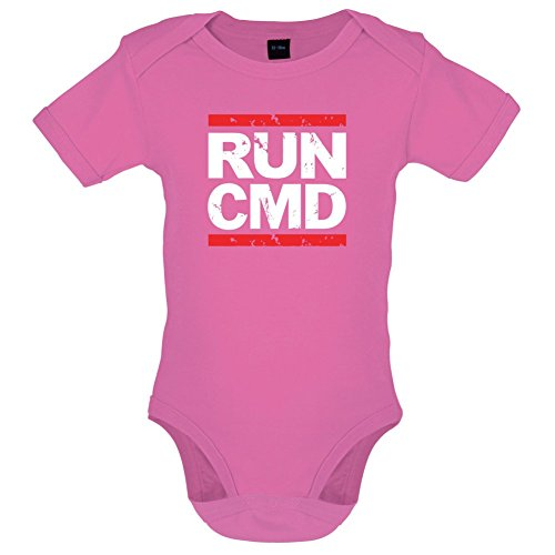Dressdown Run CMD - Babygrow - Bubble Gum Pink - 12-18M