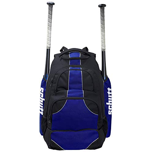 Schutt Sports 1284280605 Bat Pack Travel Team Large Plus Large Team Travel Bat Pack for Baseball & Softball