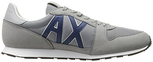 Exchange Armani Running Sneaker Sneaker Retro A Alloy Men Fashion X 5EwCxqp