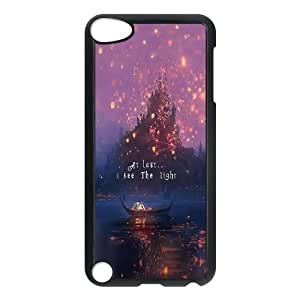 Custom Case for iPod touch5 w/ Magic Castle image at Hmh-xase (style 10)