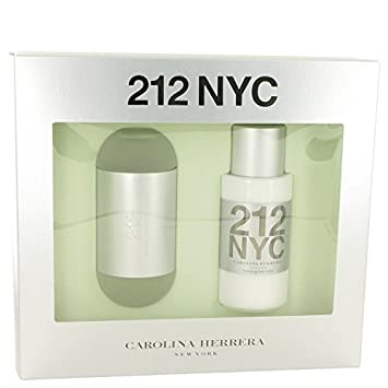 799082a079 Image Unavailable. Image not available for. Color: Carolina Herrera 212  Gift Set ...