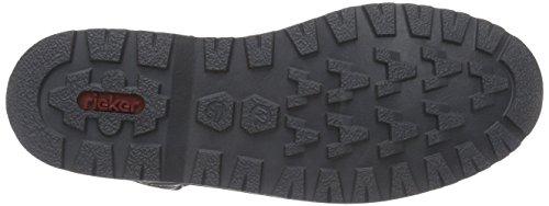 Rieker 39211 - botas de caño bajo de material sintético hombre gris - Grau (anthrazit/granit / 47)
