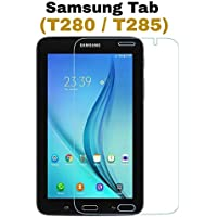"M.G.R.J® Tempered Glass Screen Protector for Samsung Galaxy Tab A 7.0 SM-T280 SM-T285 (7"" inch)"