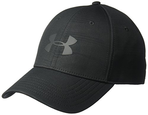 Price comparison product image Under Armour Men's Storm Printed Headline Cap, Black (003)/Black, Large/X-Large