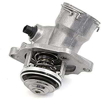 Mercedes-Benz Engine Coolant Thermostat Assembly Whaler OEM 483 4100D