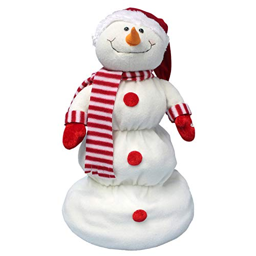 ReLive Up and Down Snowman - Santa Hat