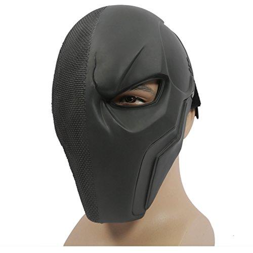 Dead-stroke Mask DIY Version Halloween Cosplay Accessories ()