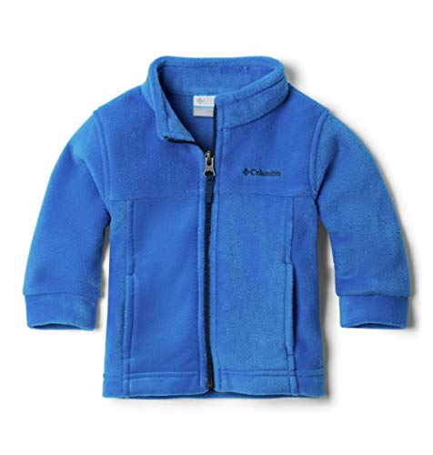 Columbia Sportswear Baby Steens Mt Ii Fleece Outerwear, super blue, 12/18 Months