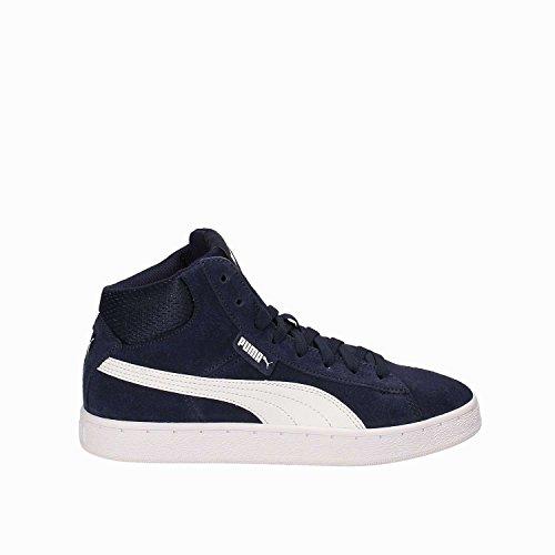 Puma 359182 Zapatos Niño Peacoat-Puma White