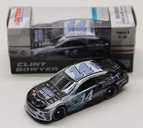 Action Clint Bowyer 2018 Stewart-Haas Racing Fan Club 1:64 Nascar Diecast (Nascar Club Fan)