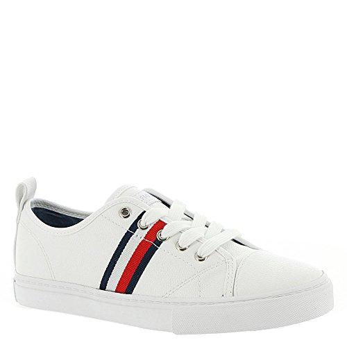 Tommy Hilfiger Womens Lancer Sneaker Bianco