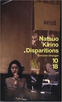 Disparitions par Kirino