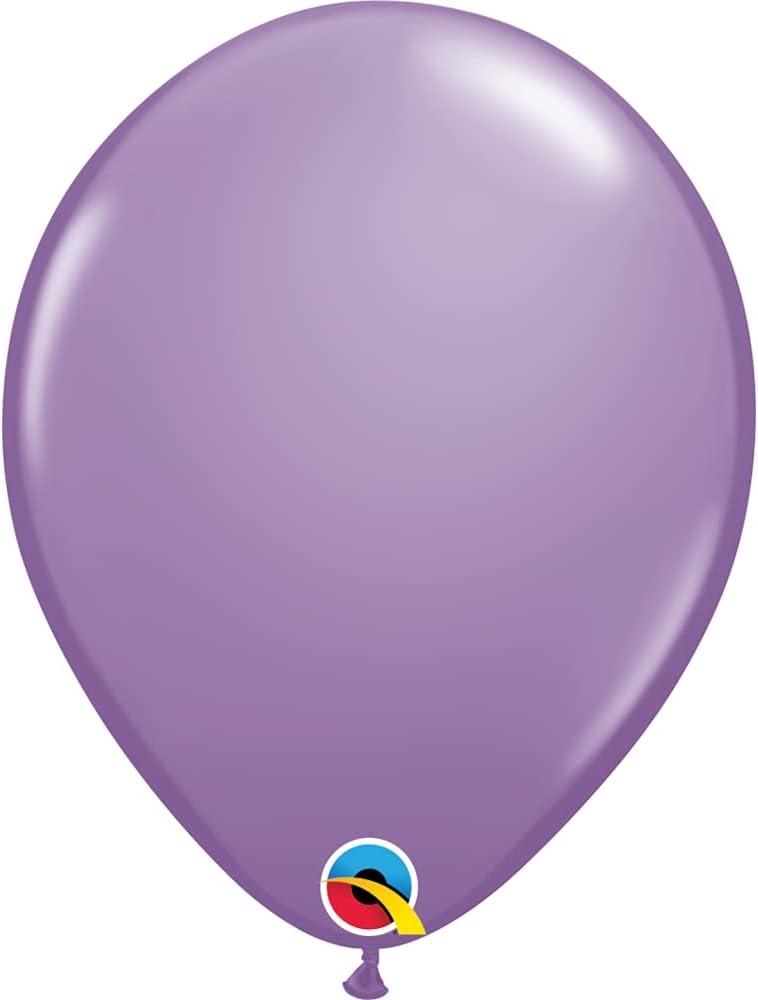 Perle Lavande Qualatex 16 in Latex Ballons environ 40.64 cm