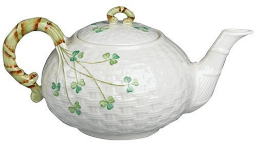 belleek teapot - 4