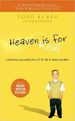 Image result for heaven is for real book